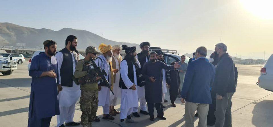 Alto comisionado ONU para refugiados llegó a Afganistán