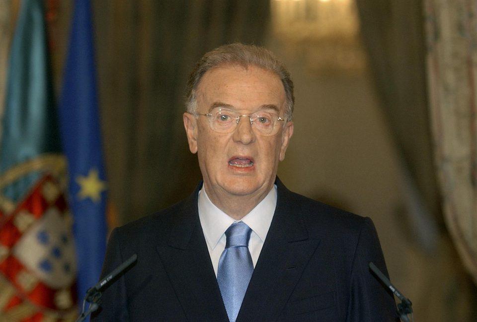 A los 81 años fallece el expresidente portugués, Jorge Sampaio