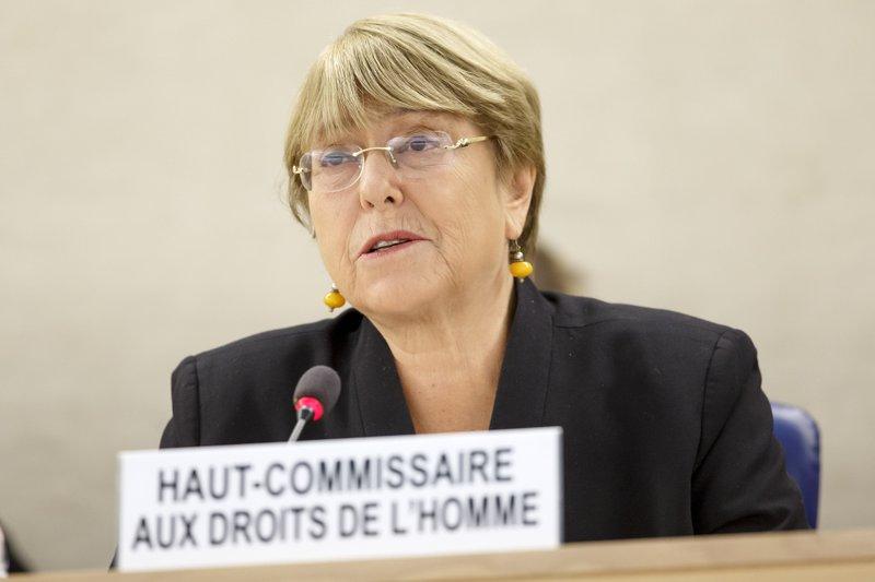 Bachelet espera que diálogo conduzca a soluciones significativas para Venezuela