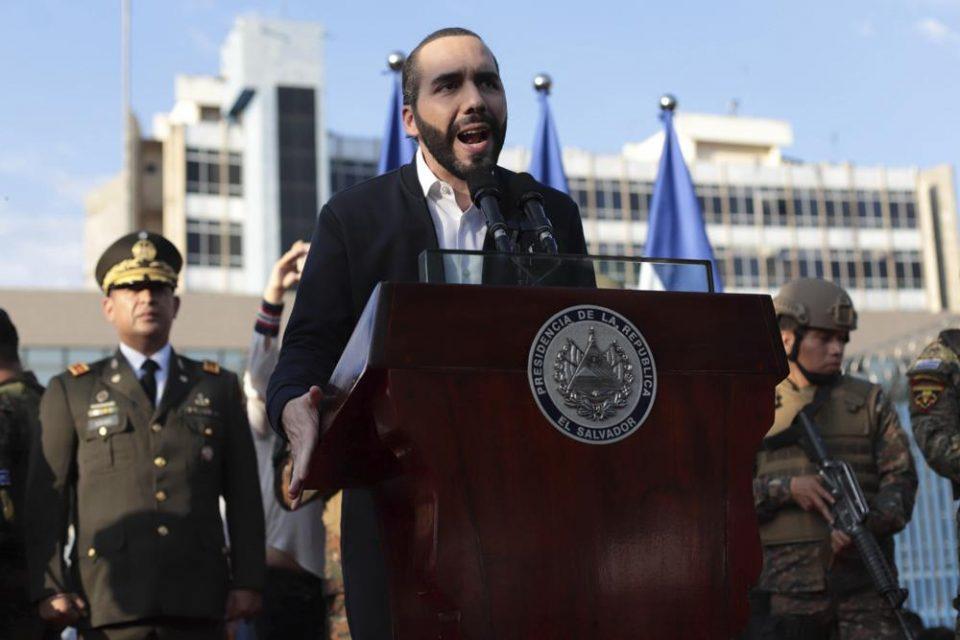 El Salvador aprueba que delitos de corrupción no prescriban