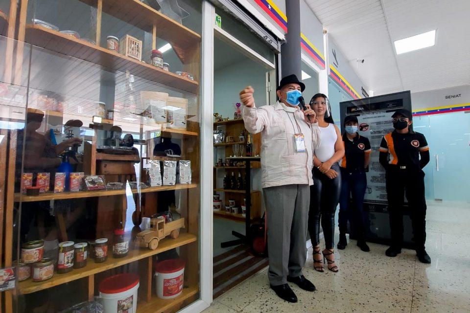 Chocolatería Nushye abre tienda en el Aeropuerto Jacinto Lara