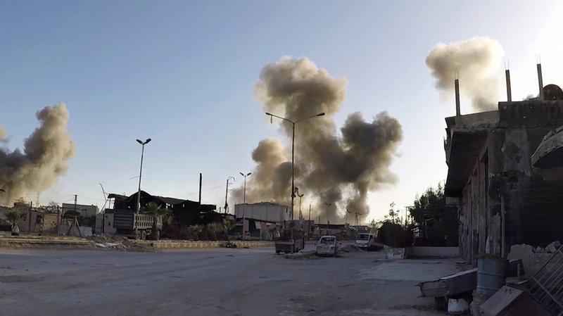 Siria denuncia ataques aéreos israelíes sobre Damasco
