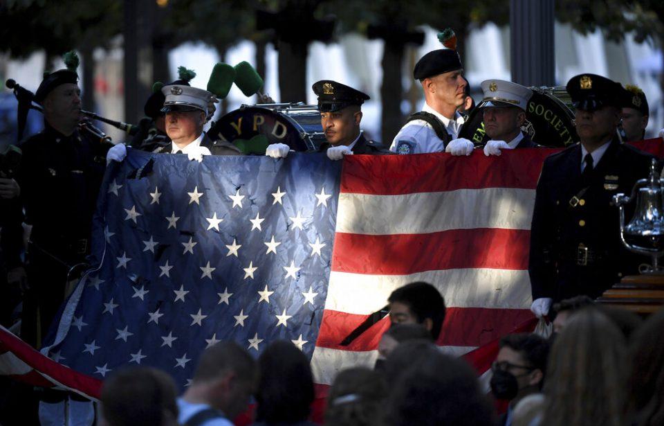 Comienza conmemoración del 11-S en zona cero de Nueva York