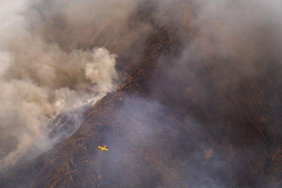 Controlan mega incendio en sur de España que arrasó al menos 7.800 hectáreas