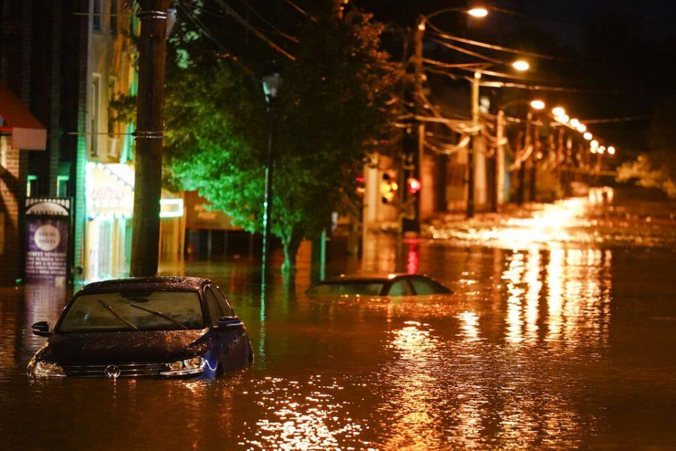 Asciende a 45 el número de muertos en EE.UU. por huracán Ida