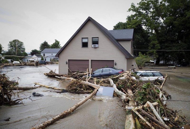 Al menos nueve muertos en Nueva York y Nueva Jersey por inundaciones