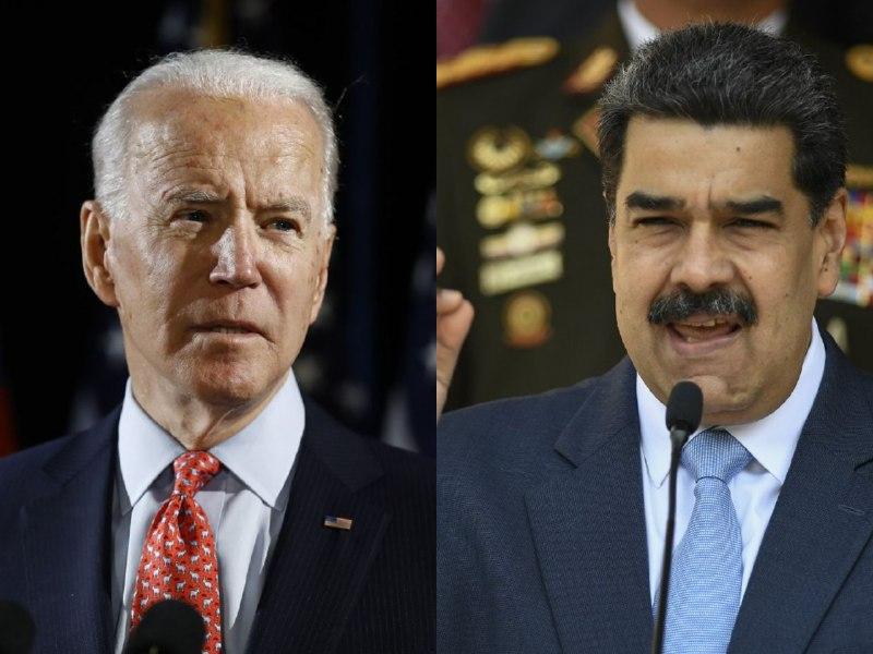 Socías López: Biden y Maduro mantienen comunicaciones desde mayo