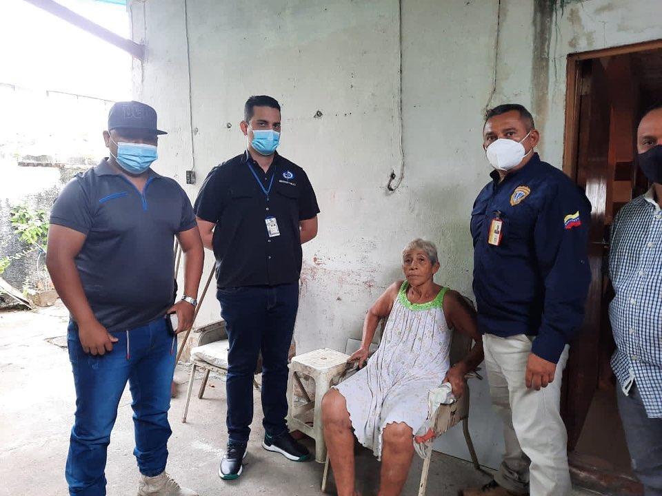 Detienen a mujer por maltratar a su madre de 92 años en el Zulia