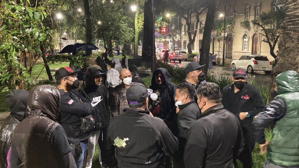 Sismo en México dejó al menos un muerto